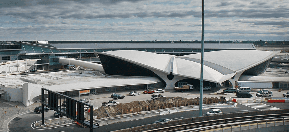 JFK Airport in New York